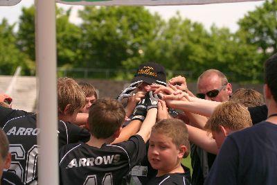 Arrows Flag-Kids - ONE TEAM!