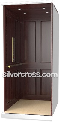 Traditional Home Elevator Drive Systems | Silver Cross