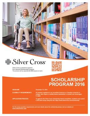 Silver Cross Annual Scholarship Program