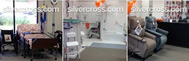 Silver Cross Sudbury Home Healthcare Equipment