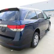 2015 VMI Side Entry for Honda Odyssey EX-L NAV | Silver Cross Auto