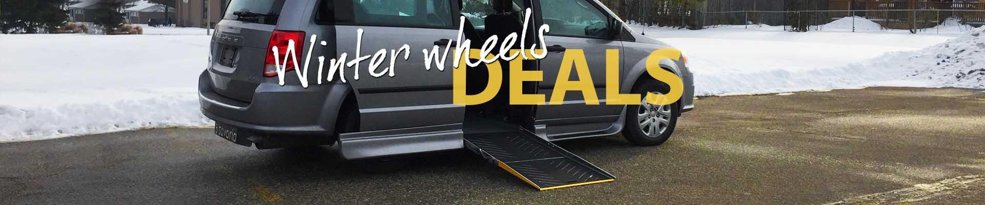 Silver Cross Automotive Winter Wheels Deals