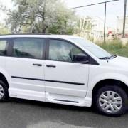 2016 VMI Rear Entry Dodge Grand Caravan 29E | Silver Cross Automotive