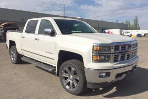 2015 SVM for Chevrolet Silverado 1500 Crew | Silver Cross Auto