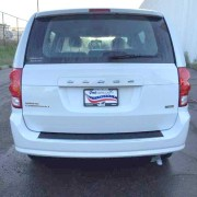 2016 VMI Side Entry for Dodge Grand Caravan CVP | Silver Cross Automotive