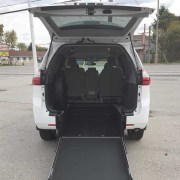 2016 Savaria Rear Entry for Toyota Sienna LE | Silver Cross Automotive