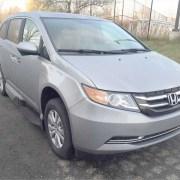 2016 VMI Side Entry for Honda Odyssey EX | Silver Cross Automotive