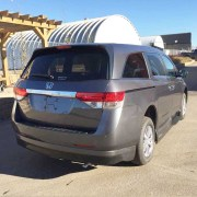 2016 VMI Side Entry for Honda Odyssey EX-L NAV