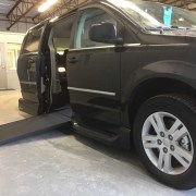 2017 VMI Side Entry for Dodge Grand Caravan