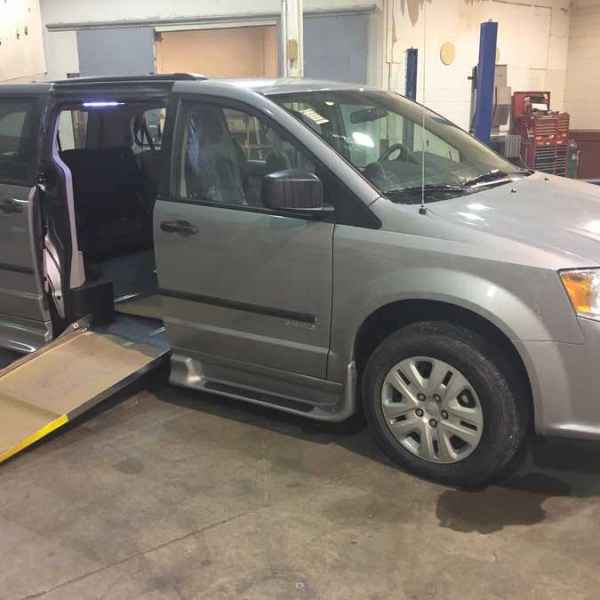 2017 Savaria Side Entry for Dodge Grand Caravan SE | Silver Cross Automotive