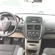 2016 Savaria Dodge Grand Caravan CVP w/Rear Air
