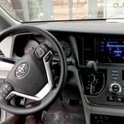 2017 Savaria Rear Entry for Toyota Sienna LE   Handicap Vans