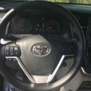 2017 Savaria Rear Entry for Toyota Sienna LE