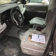 2017 Savaria Rear Entry for Toyota Sienna LE | Wheelchair Vans