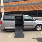 2017 Savaria Side Entry for Dodge Grand Caravan SE Plus | Handicap Vans