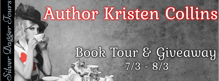 Swag Pack Giveaway & Author Kristen Collins Spotlight Tour ends 8/3