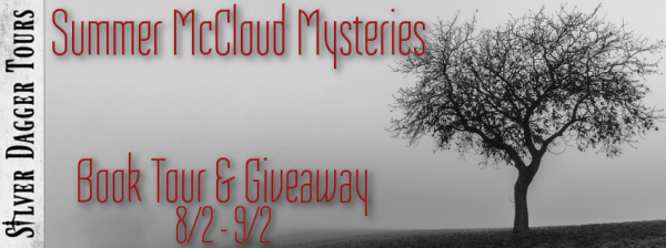 Summer McCloud Series Book Tour $20 Amazon Gift Card Giveaway