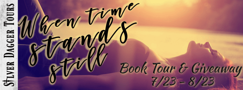 $20 Amazon Gift Card Giveaway & When Time Stands Still Book Tour Ends 8/23
