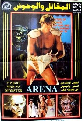 Arena (1989) PL.DVDRip.XviD-NN / Lektor PL