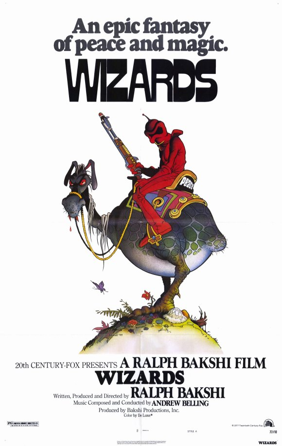 Stephen reviews: Wizards (1977)