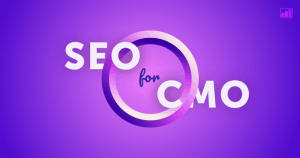 SEO for CMO