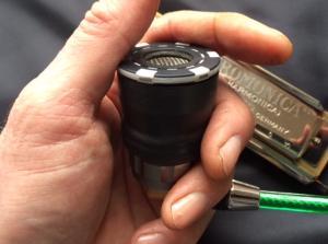 Mini Bullet (black poker)