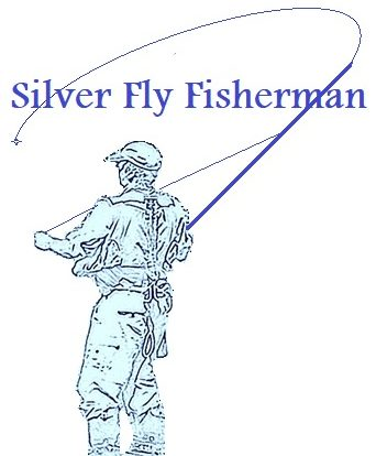 Silver Fly Fisherman