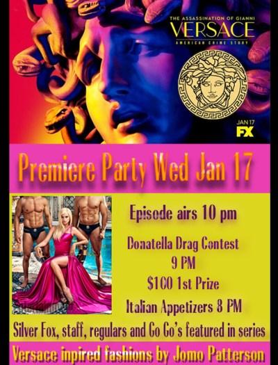 1801 Versace Premiere