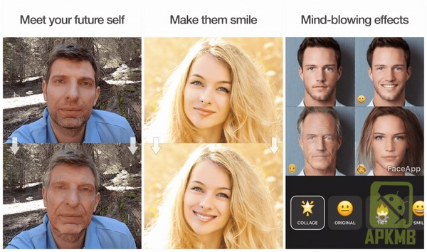 Download FaceApp Pro APK For Android