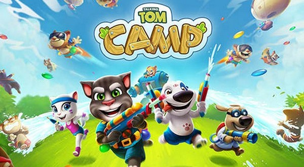 Download Latest Version Talking Tom Camp APK