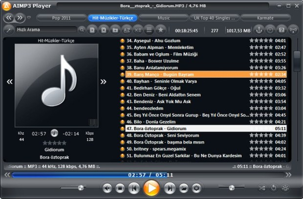 Download AIMP Player Latest Version For Windows