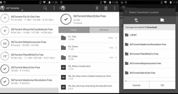 Download PTorrent Pro – Torrent Client Latest APK For Android