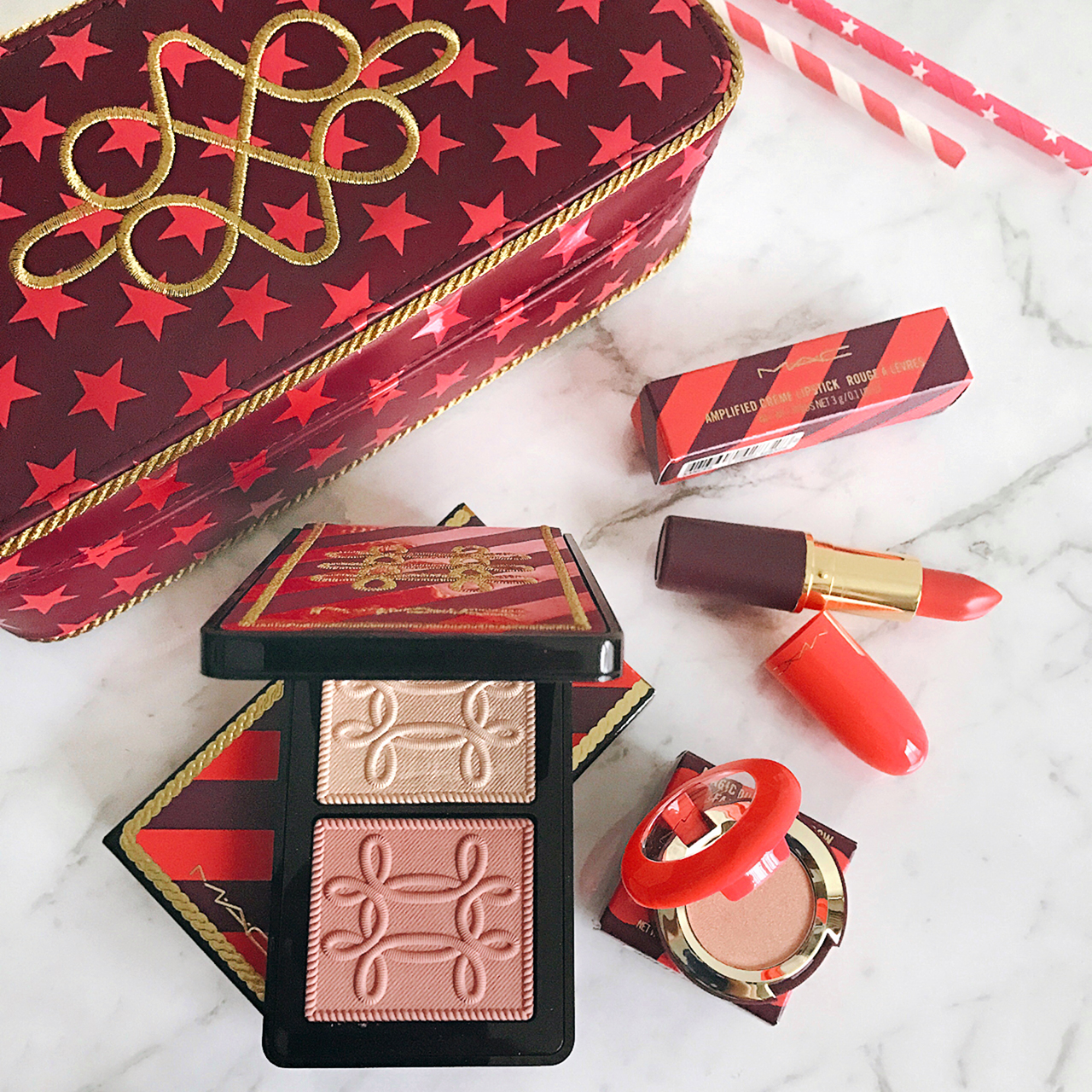 MAC Nutcracker Sweet Collection for Holiday 2016