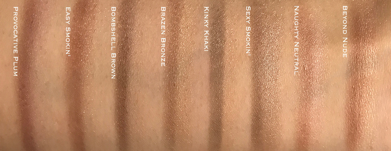 Benefit They're Real! Duo Shadow Blender swatches
