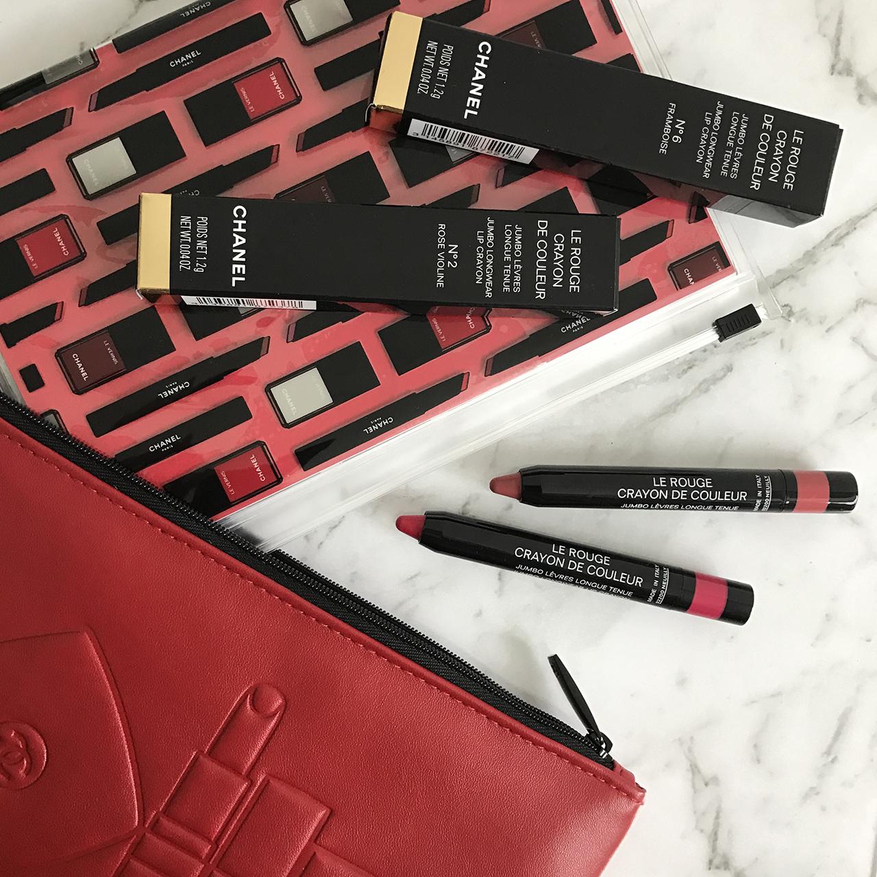 Chanel Jumbo Longwear Lip Crayon