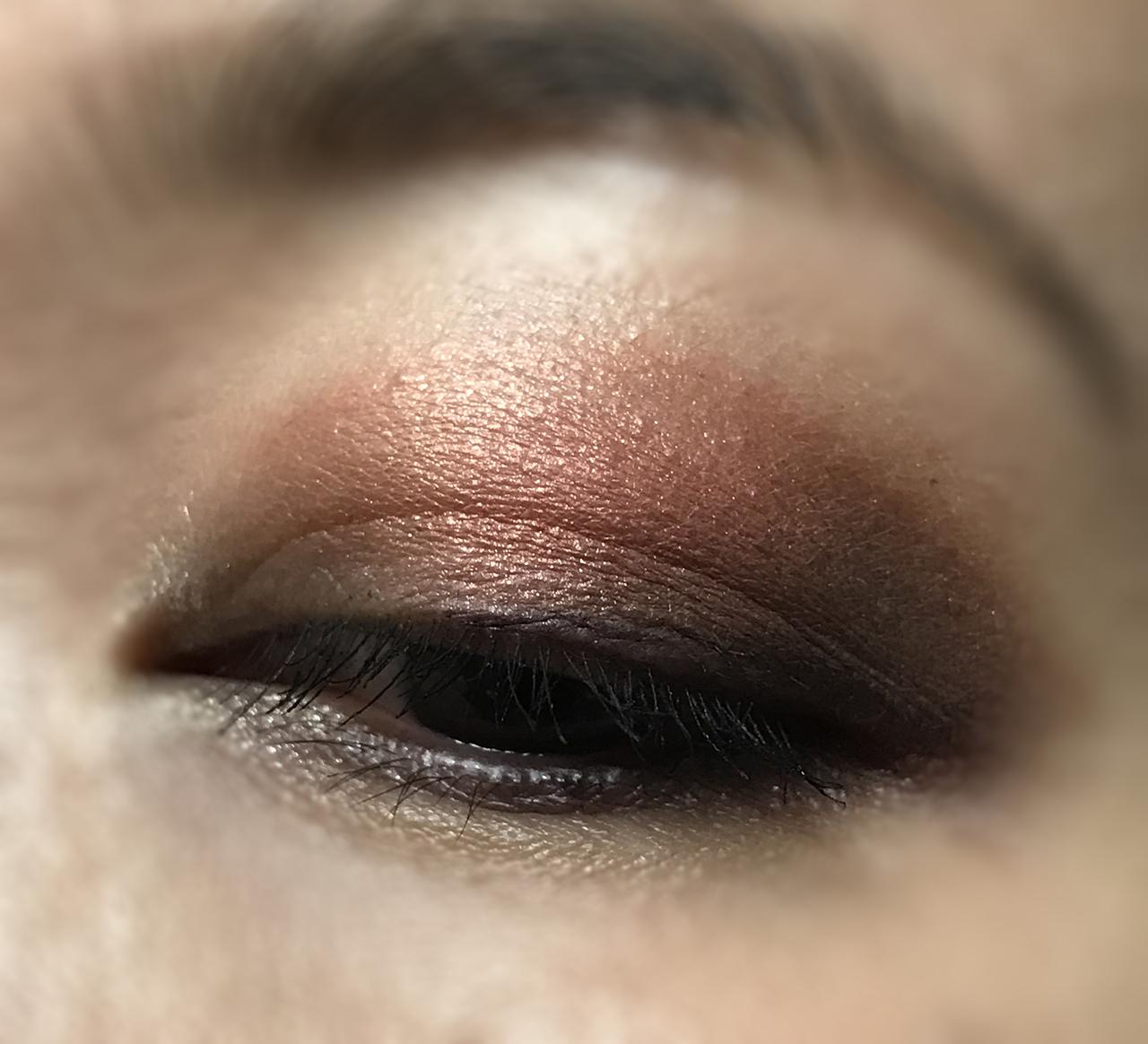 SUQQU Designing Color Eyes 113 eye makeup look