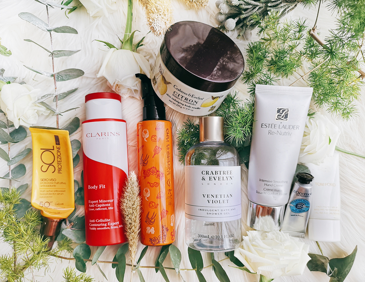Empties vol. 09 bodycare