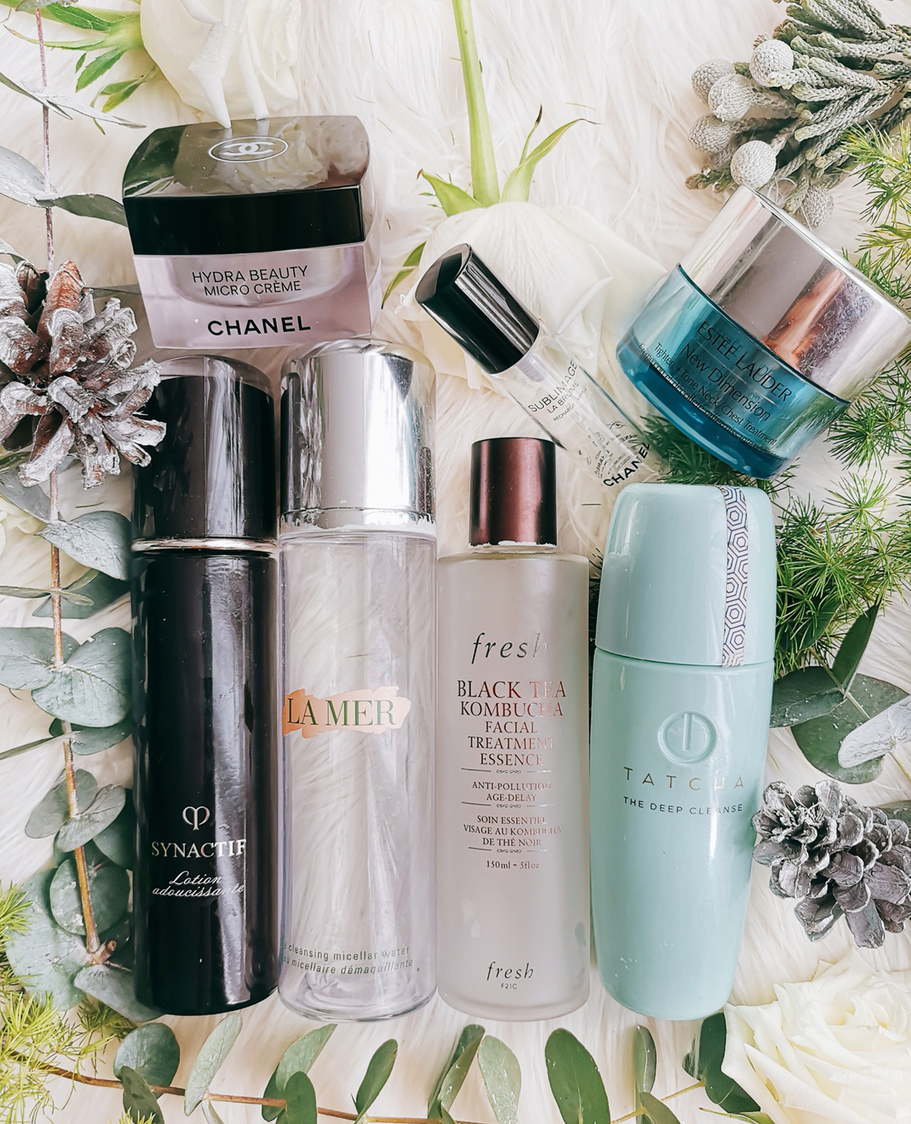 Empties vol. 09 skincare