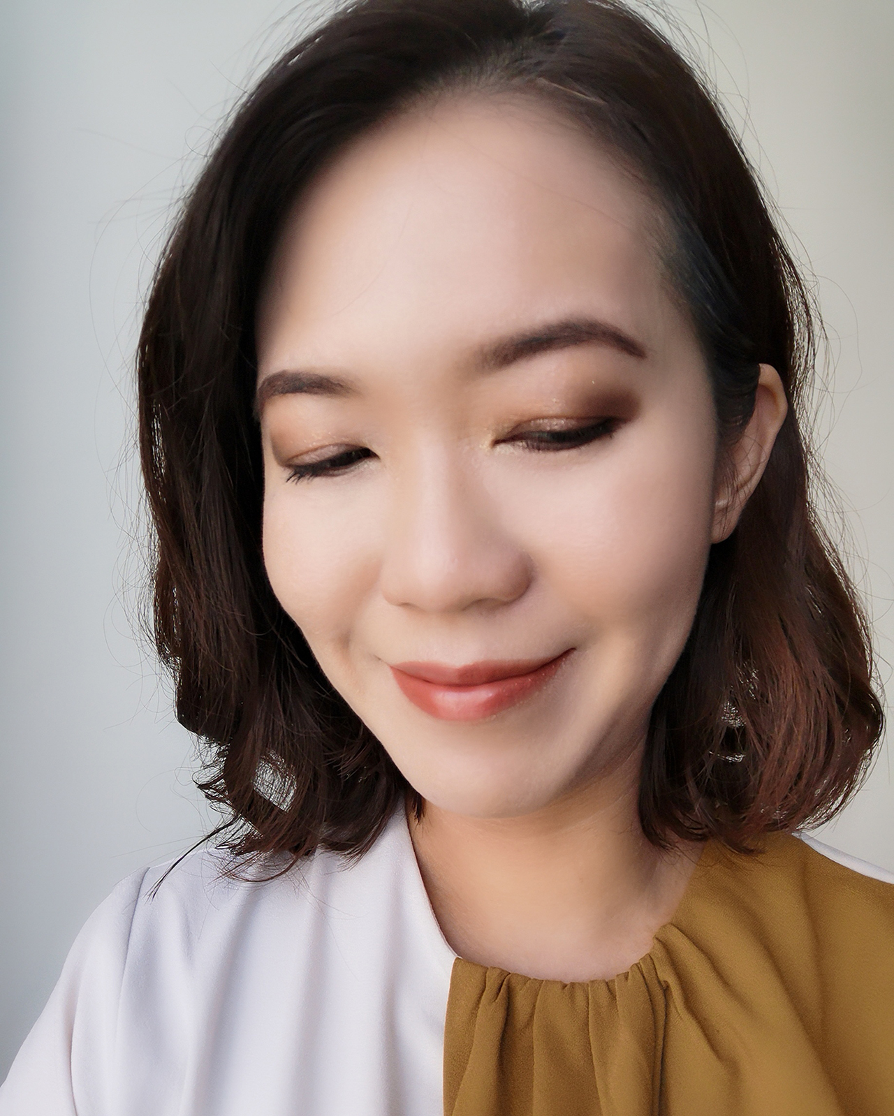 Lunasol The Beige makeup look