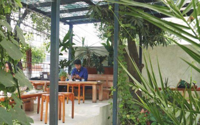 cuisine and art in Jakarta Silverkris