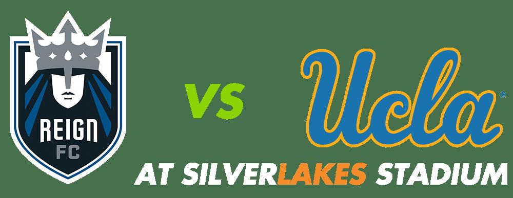 Reign FC vs UCLA