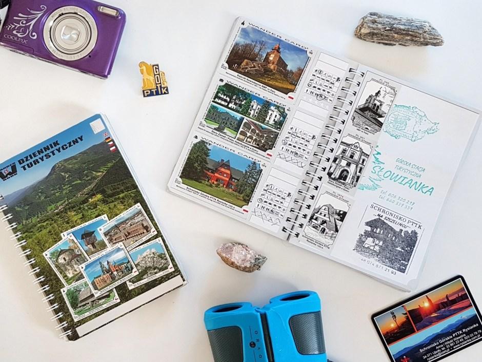 Silvermint Dziennik Turystyczny Wander Book