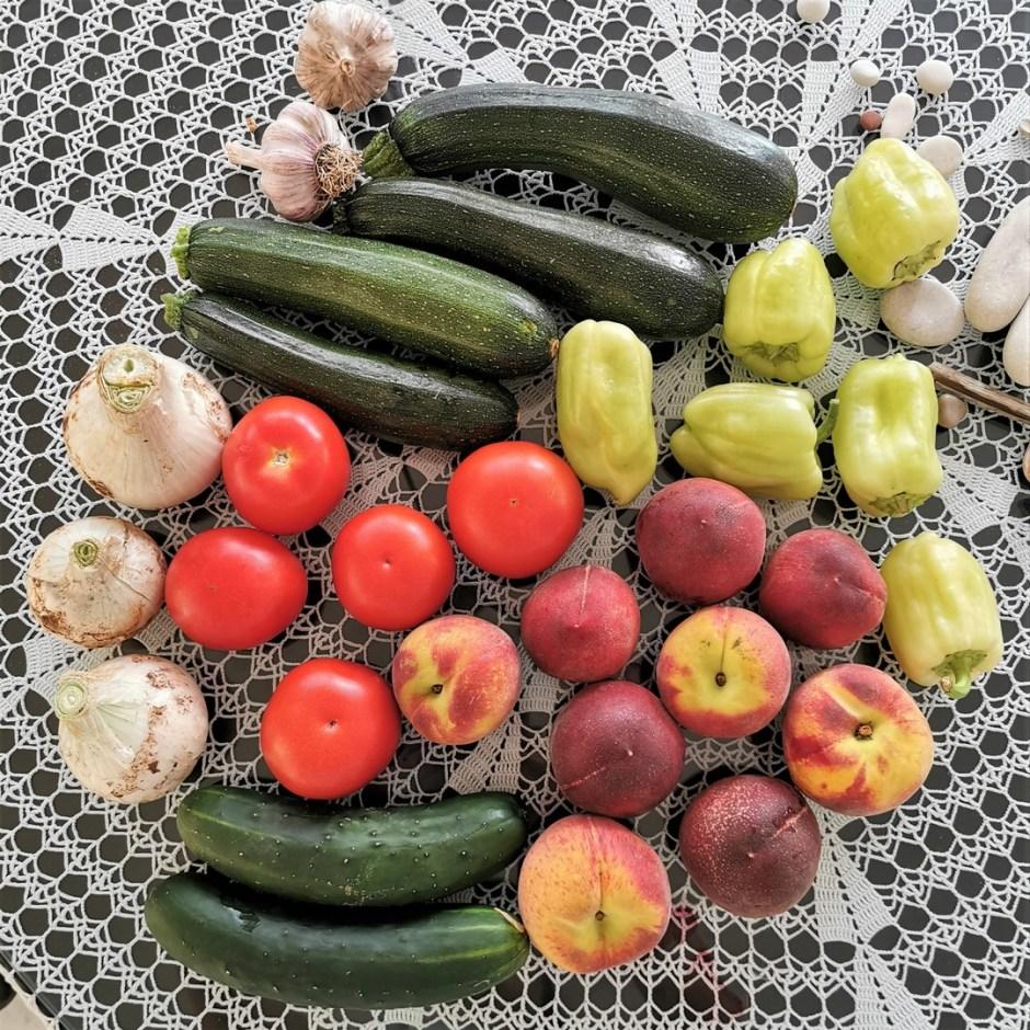 warzywa ze straganu