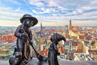 Wrocław. Co pokazać dzieciom w okolicy Rynku?