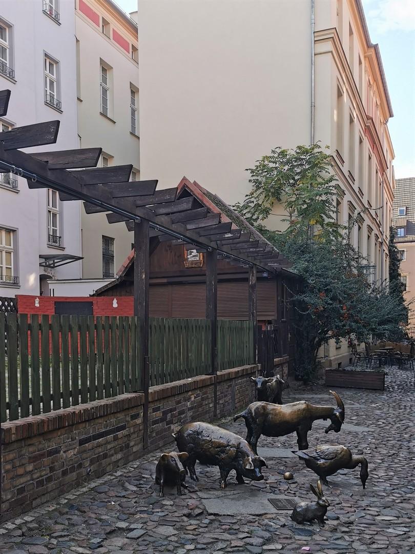 Stare Jatki, Wrocław