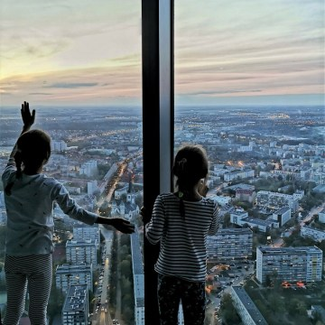 Sky Tower – co widać z okna 49. piętra?