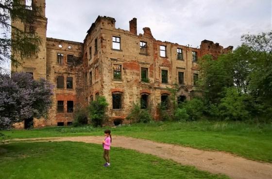 Dolina Bystrzycy: zapomniane ruiny, opuszczone pałace (lista miejsc – cz.1)