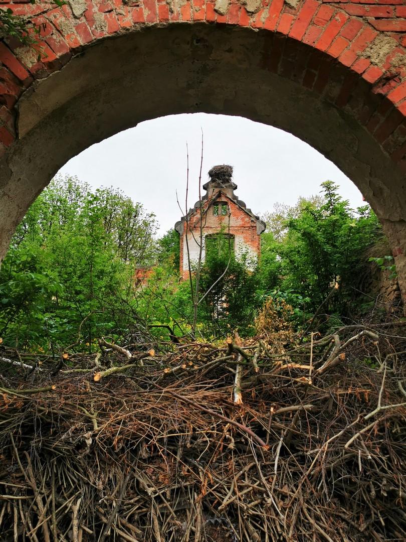 Zamki i Pałace Dolny Śląsk, Maniów Wielki