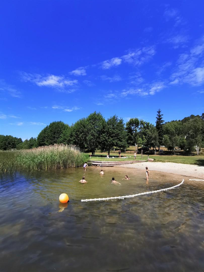 SilverMint blog Wyspa Wolin Jezioro Wisełka