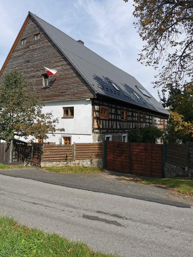 Stary dom w Przecznicy